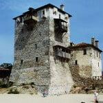 Der Turm von Ouranoupoli