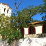 Kirche in der Geisterstadt