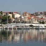Neos Marmaras, Hafen