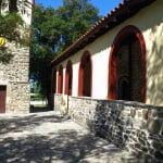 Parthenonas, Kirche2