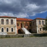 Polygyros altes Rathaus