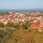Sicht auf Àgios Nikólaos