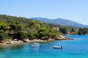 Urlaub Griechenland am Strand